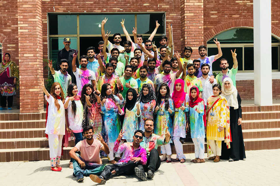 Farewell of Students of Final Year
